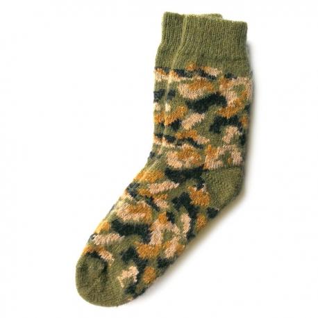 Теплые шерстяные носки для охоты