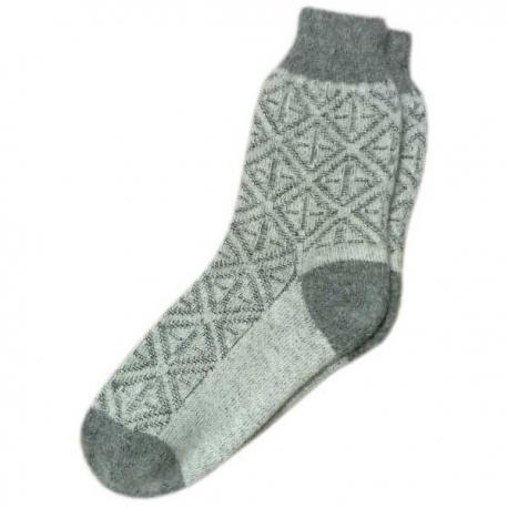 Мужские шерстяные носки