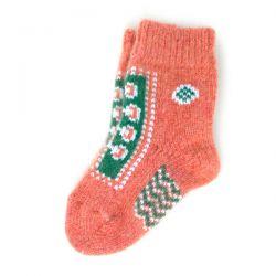 Детские шерстяные носки для маленьких футболистов