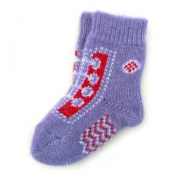 Теплые детские шерстяные носки для маленьких футболистов