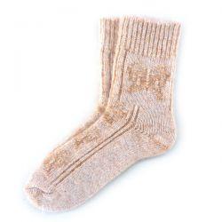 Теплые подростковые носки для девочек.
