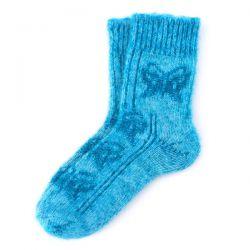Теплые носки для девочек - подростков.