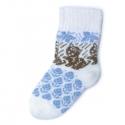 Женские шерстяные носки с котятами