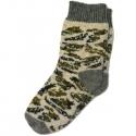 Коммуфляжные мужские шерстяные носки