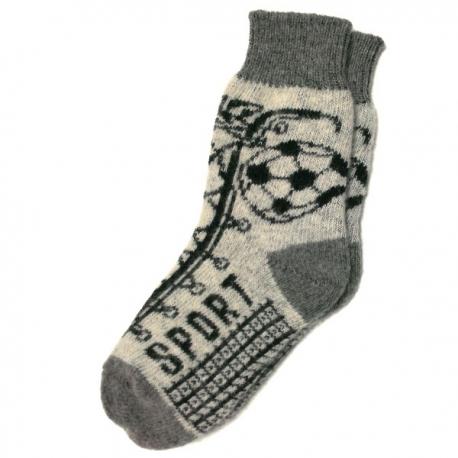 Теплые мужские шерстяные носки спорт