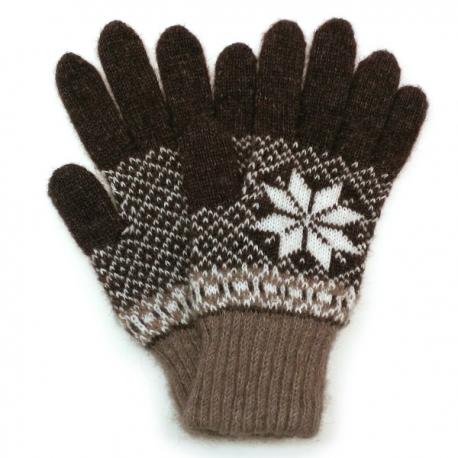 Мужские шерстяные перчатки купить