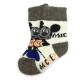 Детские безразмерные шерстяные носки с МиккиМаусом