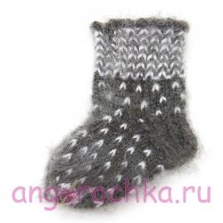 Детские носочки ручной работы