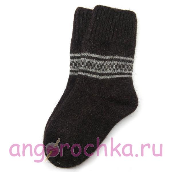 Купить мужские вязаные шерстяные носки за 320 рублей в ...