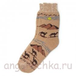 """Мужские шерстяные носки """"Египет"""""""