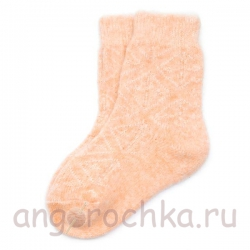 Подростковые шерстяные носки для девочек