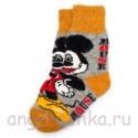 Детские шерстяные носки с Мики-Маусом