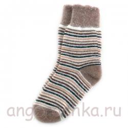 Носки женские полосатые