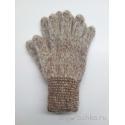 пуховые женские перчатки