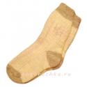 Женские теплые шерстяные носки с резинкой