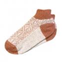 Короткие женские шерстяные носки